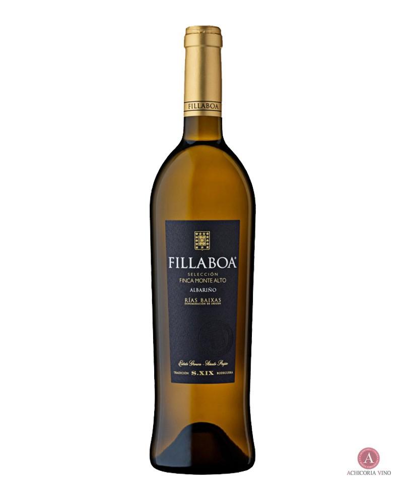 Vino blanco. Vino de Rías Baixas. Botellas de vino. 100% Albariño
