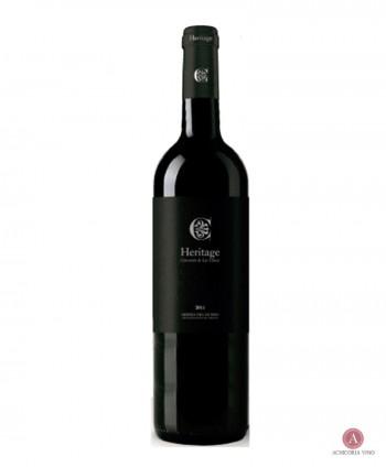 Vino tinto. Vino Ribera del Duero. Botellas de vino. 100% Tempranillo