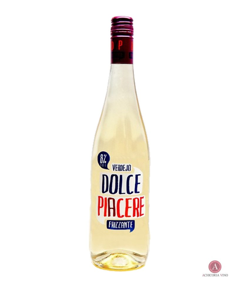 Vino Frizzante. Vino de Castilla y León. Botellas de vino. 100% Verdejo.