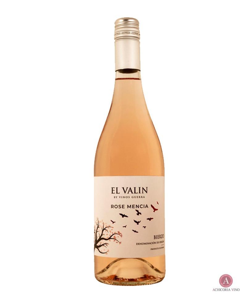 Vino Mencía. Vino de Castilla y León. Botellas de vino. 100% Mencía