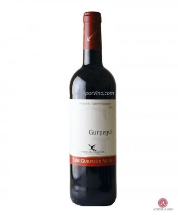 Vino tinto. Vinos de España. Botellas de vino. 80% Tempranillo/ 20% Granacha
