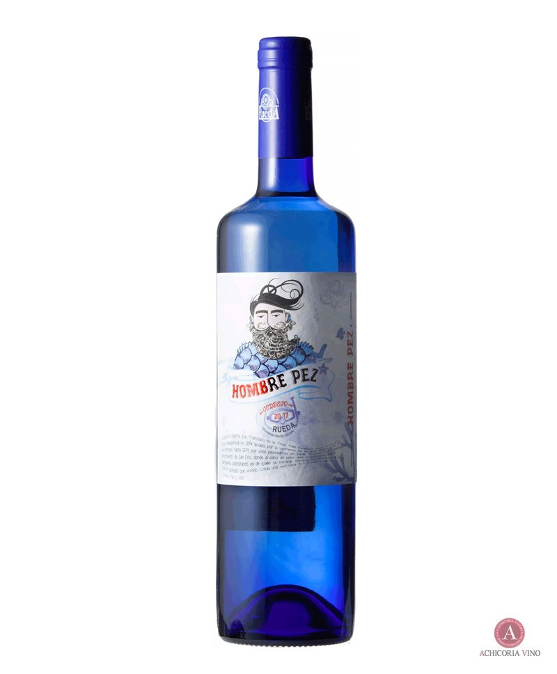 Vino blanco. Vino de Castilla y León. Botellas de vino. 100% Verdejo.