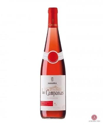 Vino rosado. Vino de Navarra. Botellas de vino. 100% Garnacha.