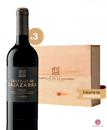Vino tinto. Vino Rioja. Botellas de vino. Tempranillo. Graciano. Vino para empresas. Pack de vinos. Caja de madera.
